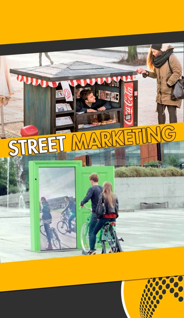 servicios de street marketing