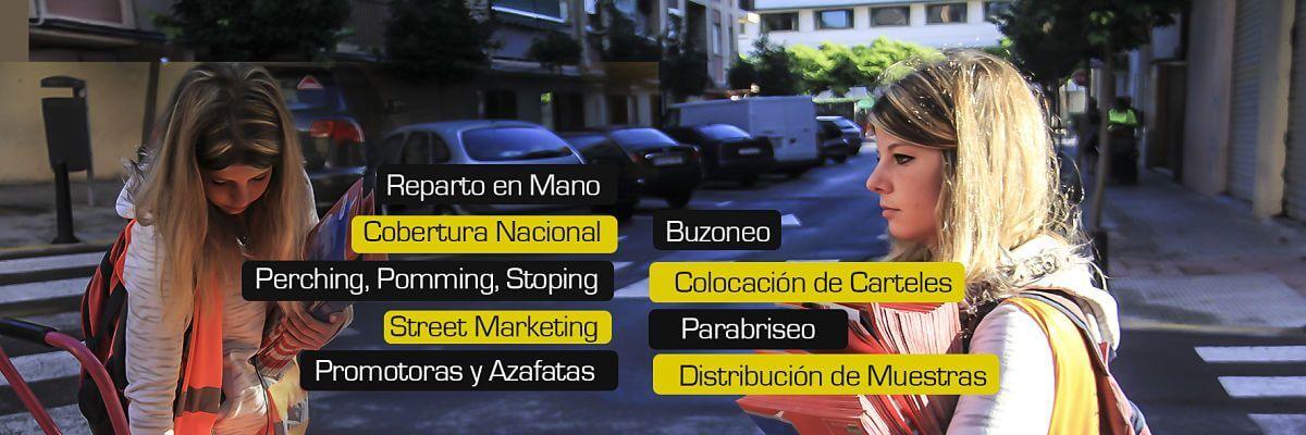 buzoneo en Murcia